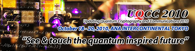 """See & touch the quantum inspired future"""